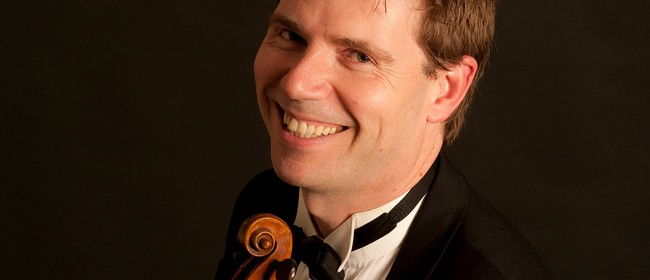 Martin Riseley (violin) and Michael Endres (piano)