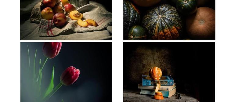 Amber-Jayne Bain: Sculpting with Light