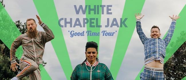 White Chape Jak