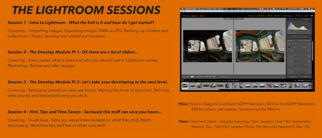 The Lightroom Sessions