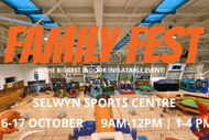 Image for event: Family Fest Selwyn 2021