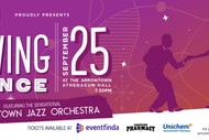 Image for event: Arrowtown Spring Swing Dance