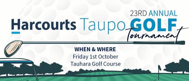 Harcourts Taupo 23rd Annual SPCA  Golf Tournament