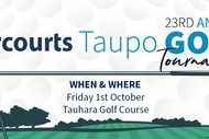 Image for event: Harcourts Taupo 23rd Annual SPCA  Golf Tournament
