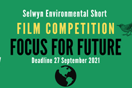 Image for event: Focus For Future - Environmental Film Competition