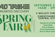 Image for event: Ao Tawhiti Unlimited Discovery School - Spring Fair