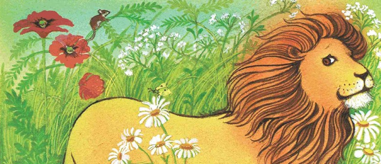 A Lion in the Meadow and Other Stories by Margaret Mahy