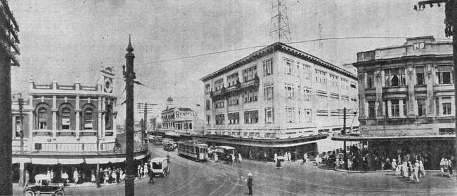 K'Road Presents: City Rail Link - Heritage Buildings