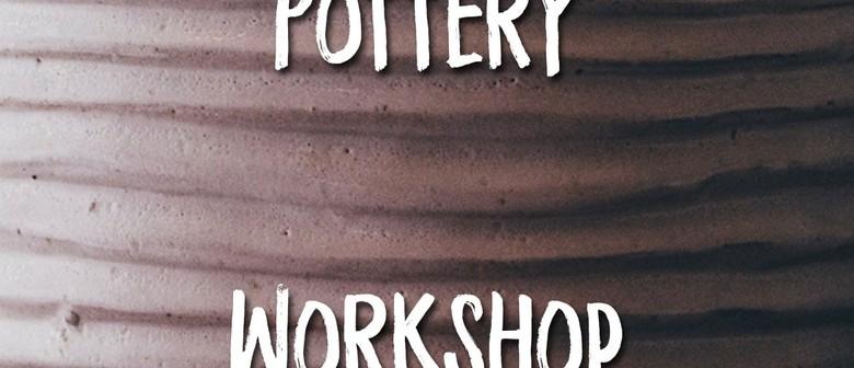 Pottery Workshop: Make a Coil Plant Pot