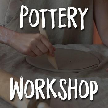 Pottery Workshop: Set of Mugs