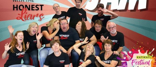 Improv Comedy Jam with the Honest Liars