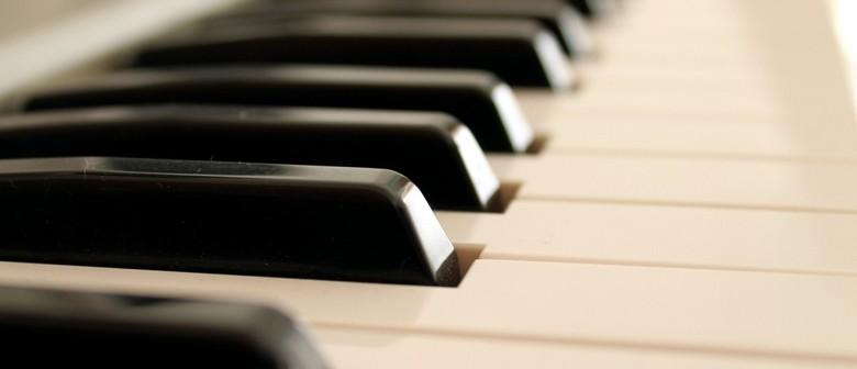Piano Masterclass: CANCELLED