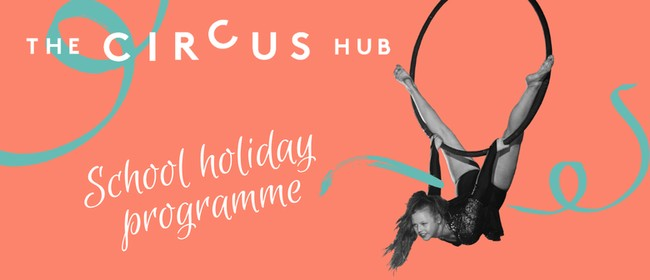School Holiday Programme at the Circus!