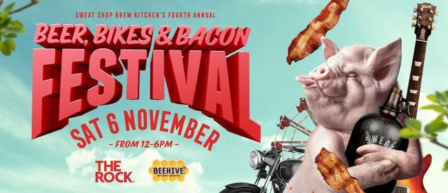 NZ's Fourth Annual Beer, Bikes & Bacon Festival: POSTPONED