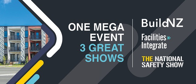 Mega Event| BuildNZ | Facilities Integrate | Safety Show