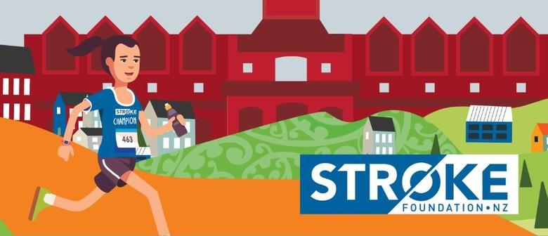 Stroke Foundation at Dunedin Marathon 2021