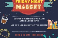 Image for event: Waiheke Friday Night Market