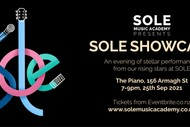 Image for event: SOLE Showcase