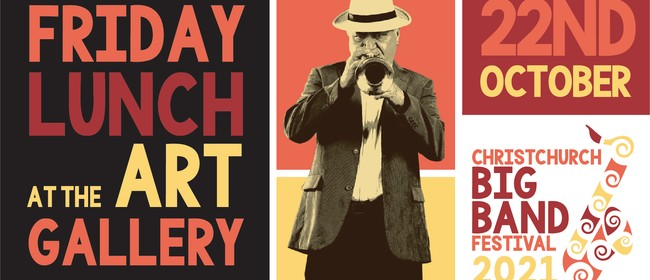 Friday Lunch at the Art Gallery: CANCELLED