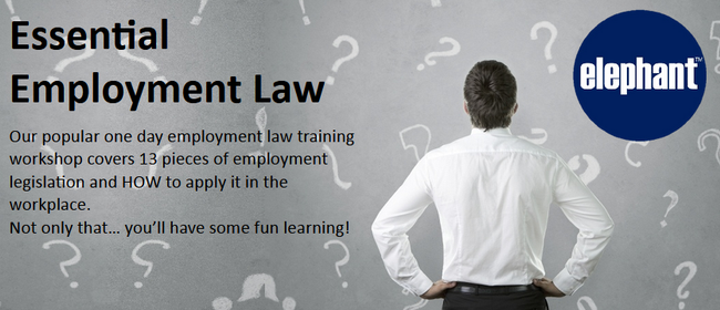 Essential Employment Law - Wellington