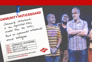Image for event: Community Noticeboard