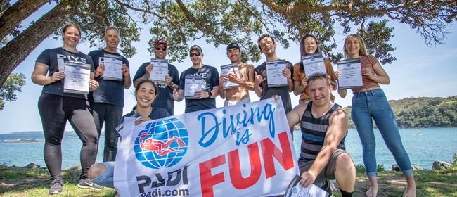 NZQA Approved Diploma In Professional Scuba Instruction