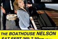 Image for event: Jan Preston  Piano Boogie Woman  Trio Show