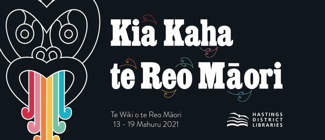 Te Wiki o te Reo Māori - Māori Language Week