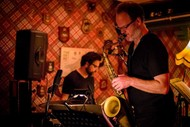 Image for event: Roger Manins Trio - Winter Residency