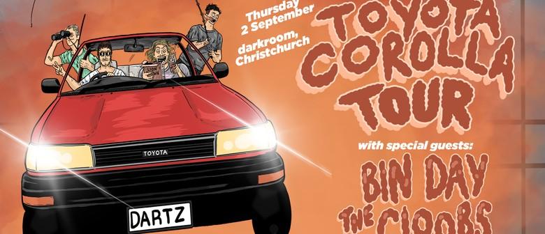 DARTZ - Toyota Corolla Tour