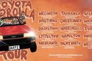 Image for event: DARTZ - Toyota Corolla Tour