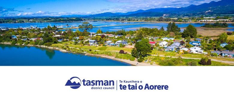 Tasman District Coastal Management Community Event - Online