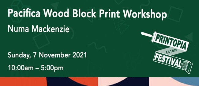 Pacifica Wood Block Prints Workshop: CANCELLED
