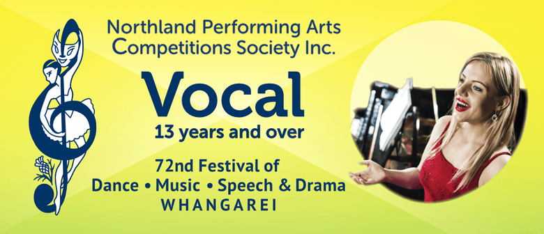 Northland Performing Arts Competitions: Vocal over 13 Years