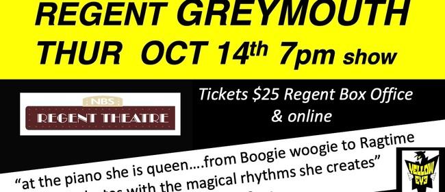 Jan Preston - Piano Boogie Woman Show
