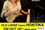 Image for event: Jan Preston  Piano Boogie Woman   Show