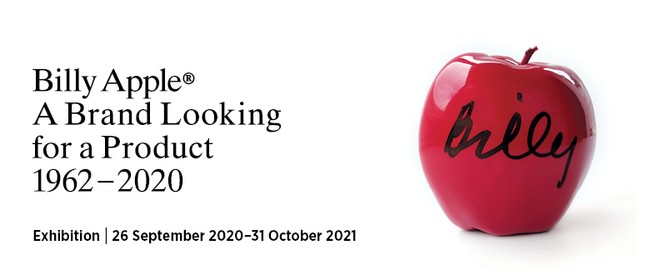 Billy Apple® A Brand Looking for a Product Exhibition