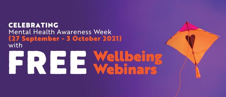 Mental Health Awareness Week: GROW Wellbeing Webinars