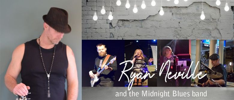 Ryan Neville & Midnight Blues Band