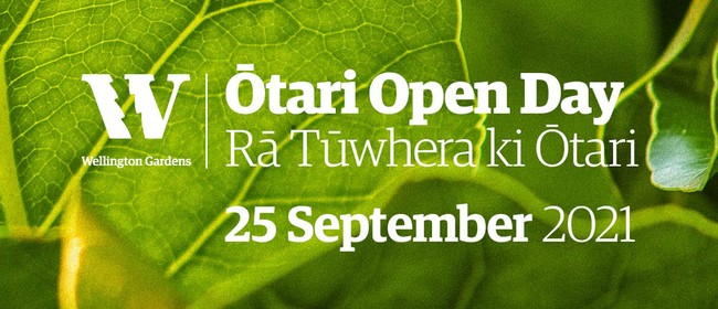 Ōtari Open Day: Guided walks (easy): CANCELLED