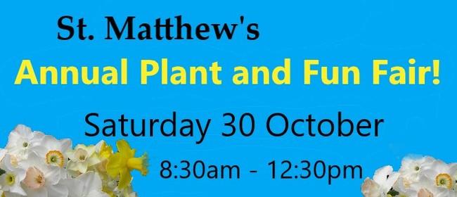 St. Mathews Plant and Fun Fair