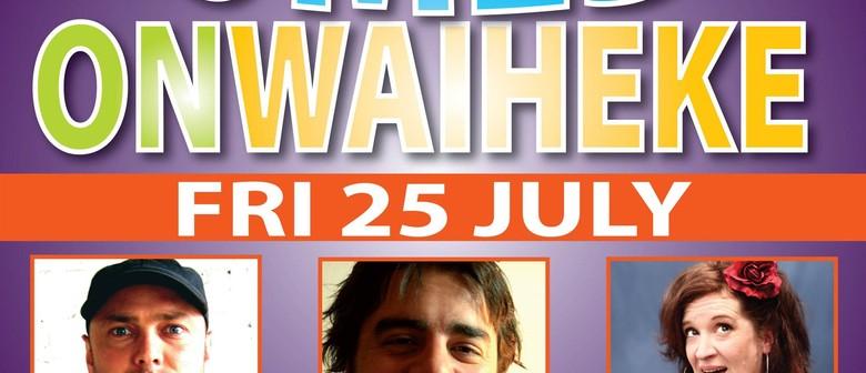 Comedy on Waiheke