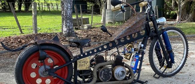 Waitaki Arts Festival: 'Old vs. New Technology'