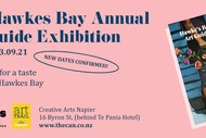 The Hawke's Bay Art Guide Exhibition