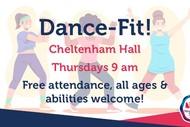 Dance-Fit Cheltenham with Neighbourhood Support
