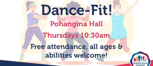Dance-Fit Pohangina with Neighbourhood Support