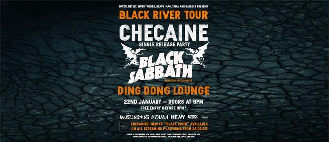 Black River Tour: Single Release with Black Sabbath Tribute