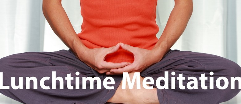 Simply Meditate At Lunchtime