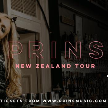 PRINS - NZ Tour: CANCELLED