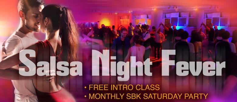 Salsa Night Fever Showcase